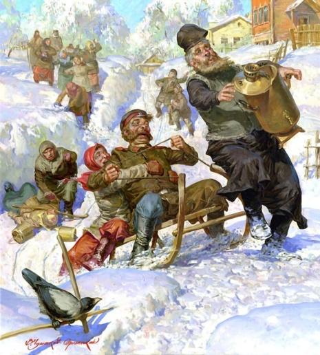 художник Владимир Чумаков-Орлеанский картины – 08