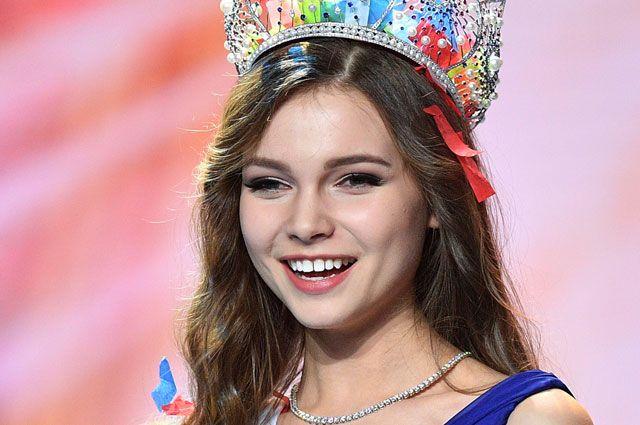 Кто такая Юлия Полячихина, победившая в конкурсе «Мисс Россия 2018»?