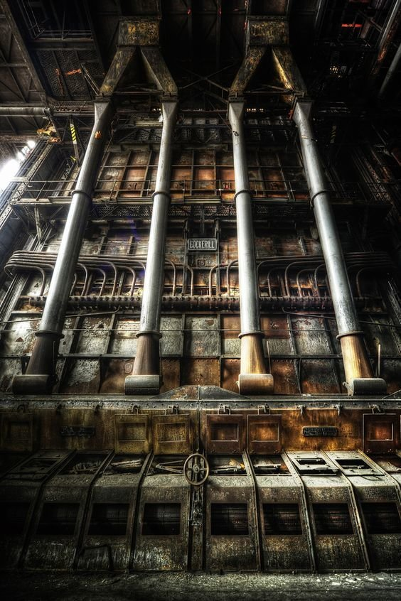 9. бомбоубежище, заброшки, индастриал, интересно, фото