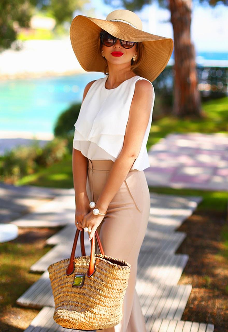 Пляжная сумка 2016. Как и с чем носить. Советы стилиста