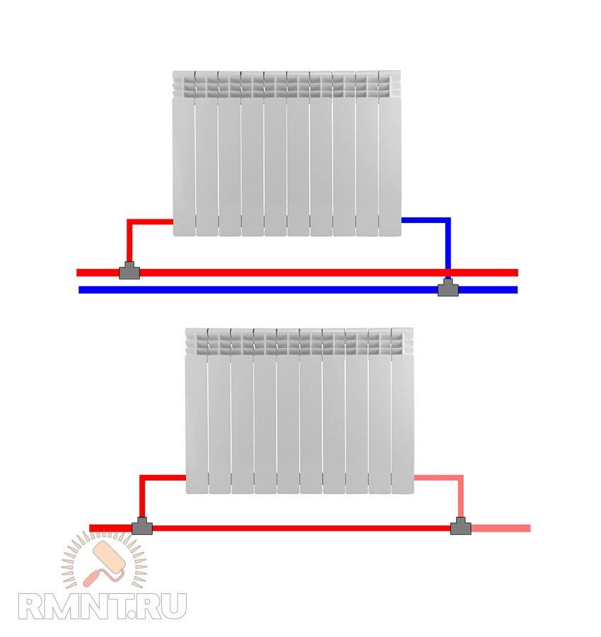как проверить правильность монтажа системы отопления