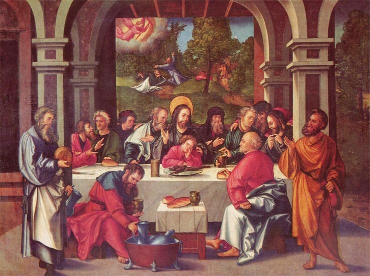 Возлюбленный ученик Иисуса