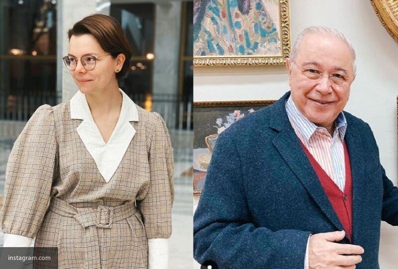 Брухунова рассказала, как ее родители приняли Петросяна