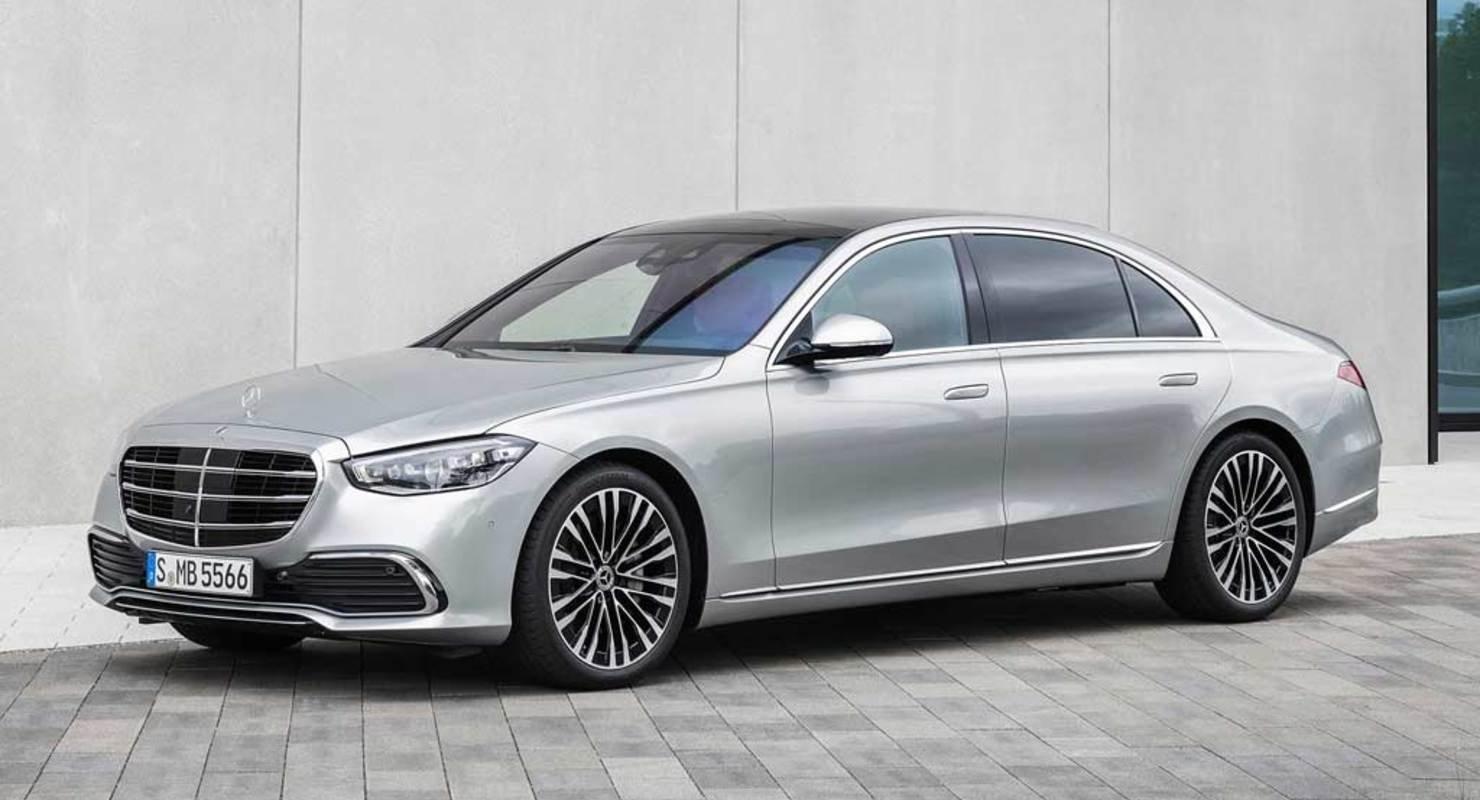Mercedes-Benz S-Class – эталон качества и комфорта Автомобили