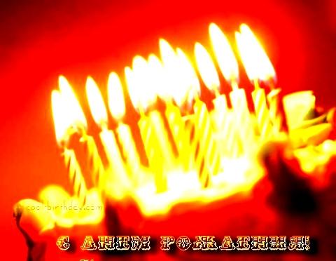 2-15 ноября - С днём рождения!