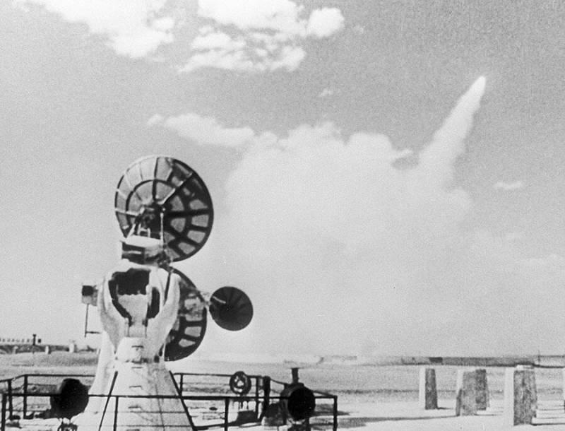 Уникальная и забытая: рождение советской ПРО оружие
