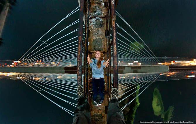Красивые фото, сделанные с риском для жизни