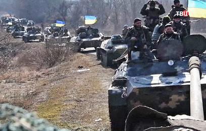 Украинские военные обстреляли 20 населённых пунктов Донбасса