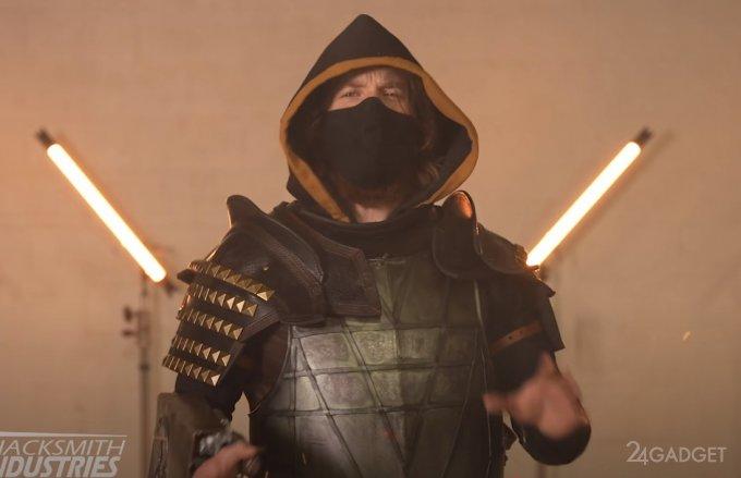 Гарпун Скорпиона из Mortal Kombat становится реальностью