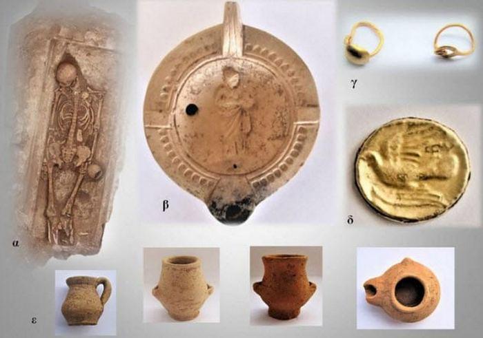 Артефакты из Тенеи.