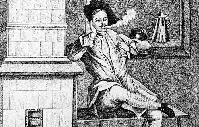 Как табак попал в Россию и кто научил курить русского человека