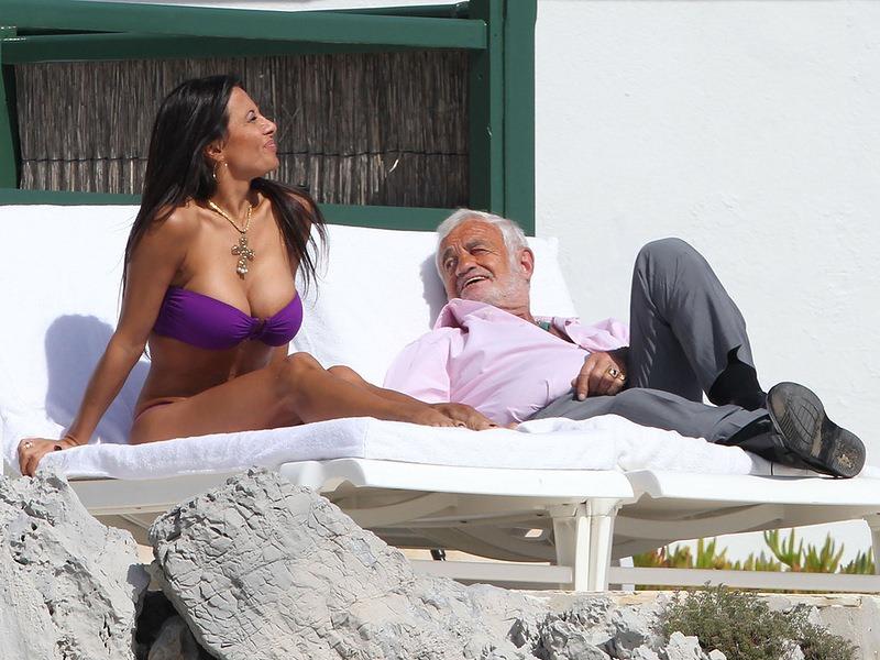 Частное фото красивых девушек со стариками порно