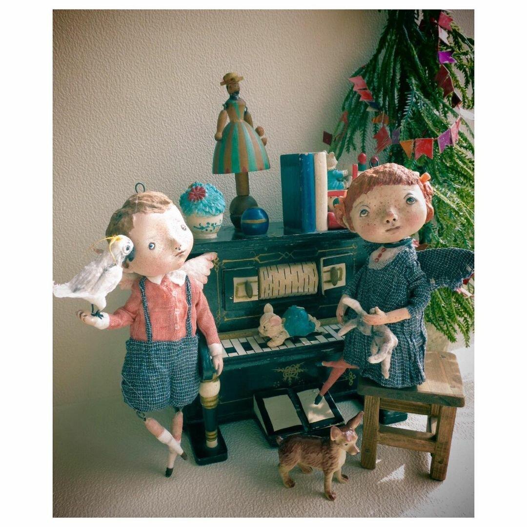 Милые пионеры, собаки-улыбаки и другие добрые персонажи от Елены Злоказовой — мастерицы с золотыми руками идеи и вдохновение,мастерство,творчечтво