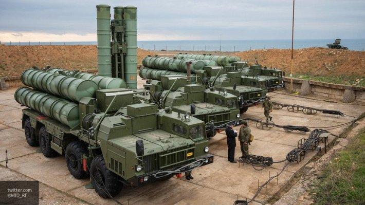 Коротченко: комплексы С-400 вызывают у США раздражение не просто так