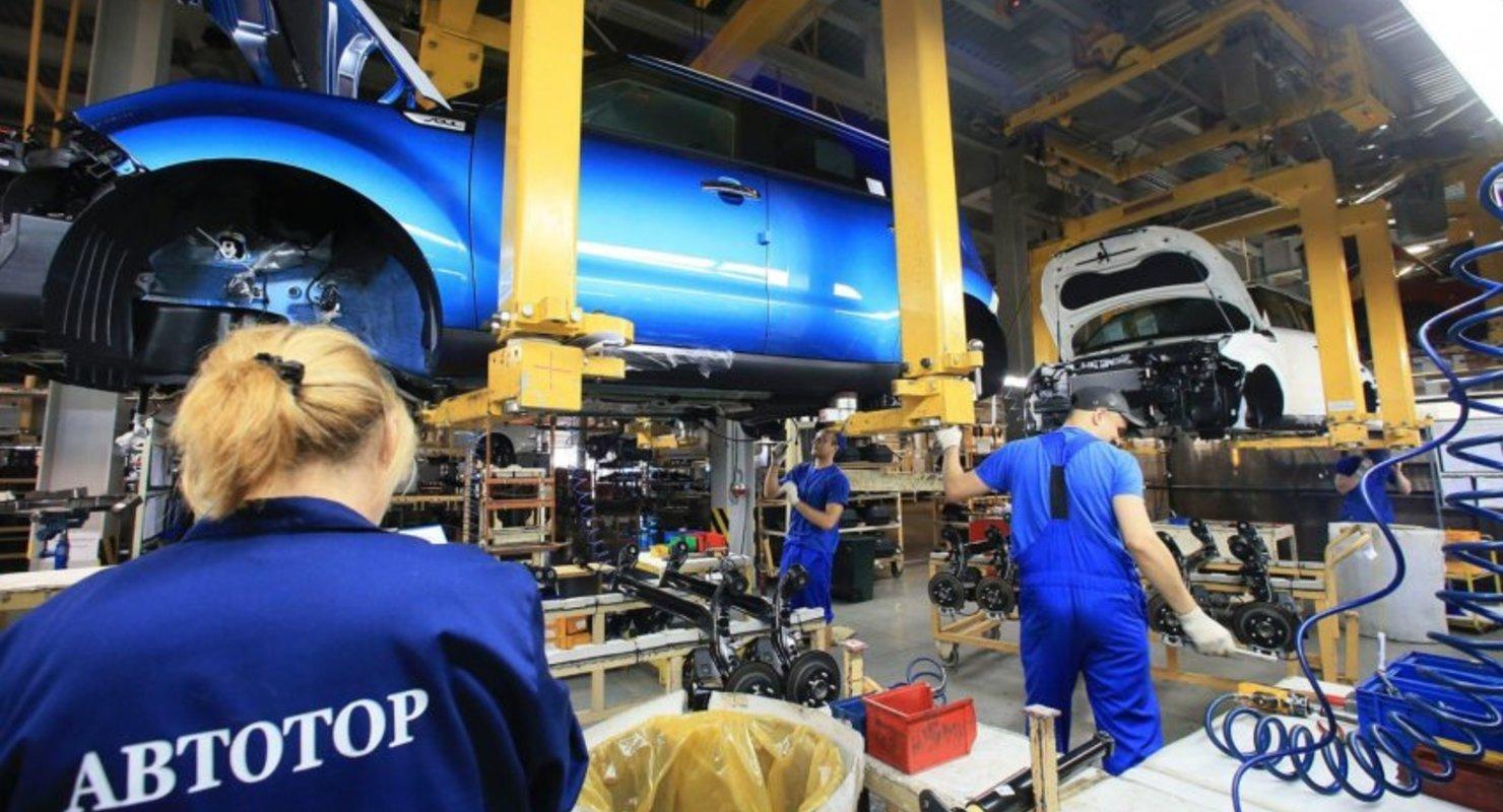 «Автотор» готовит электромобиль за 1,5 млн рублей Автомобили