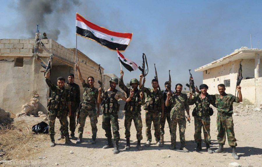 Сирийская армия похоронила б…