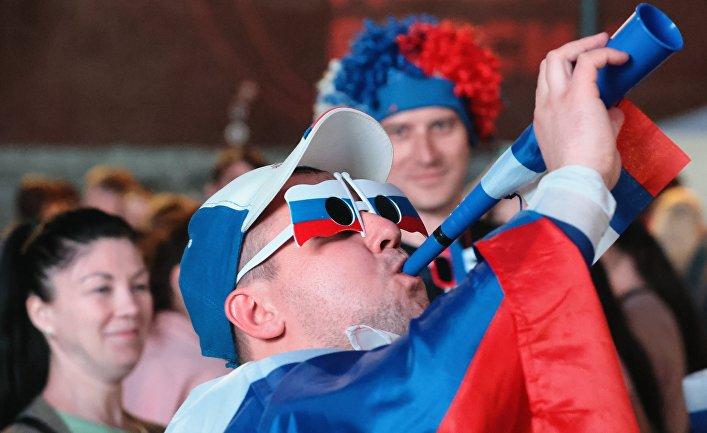 Читатели Daily Express: русские мне начинают нравиться