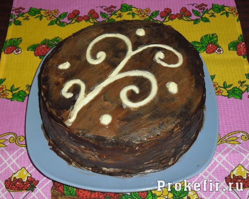 Рецепт торта Сказка: фото 23