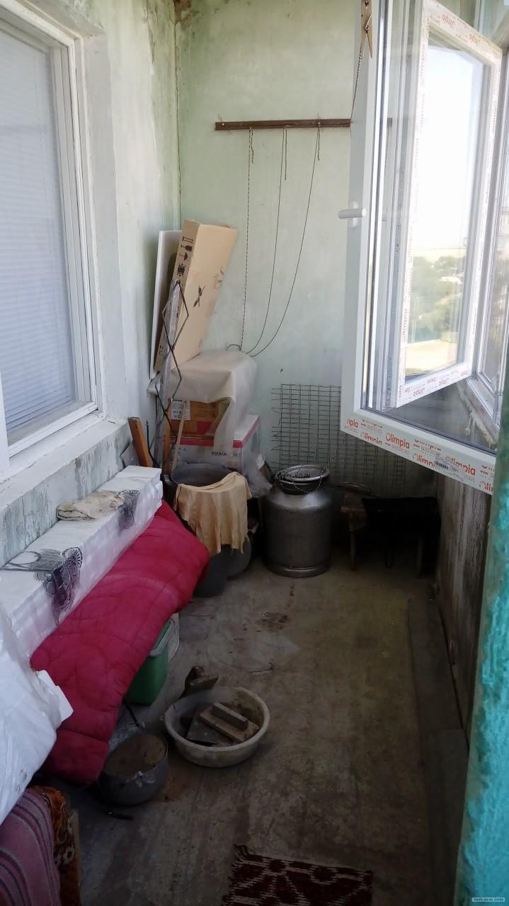 Ремонт балкона для любимой тещи и всего за 10 дней)))