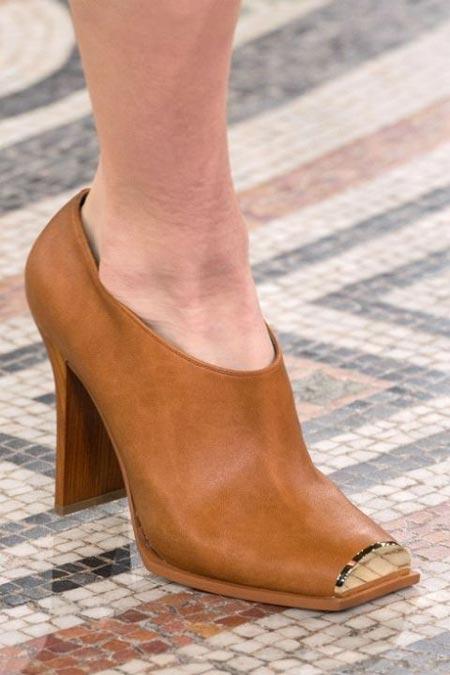 Модная обувь Stella McCartney осень-зима 2017-2018