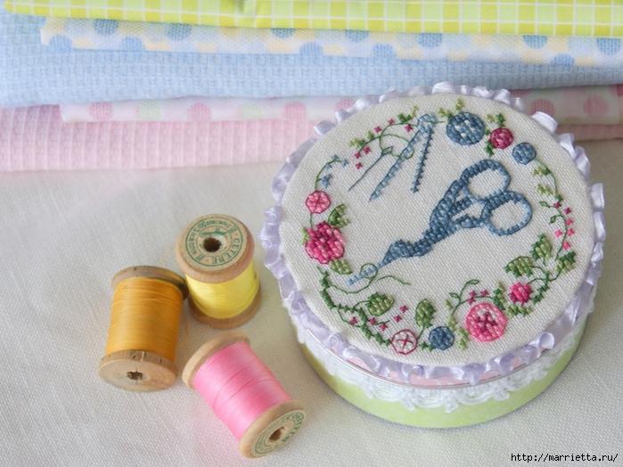 Немножко полезностей для любительниц вышивки