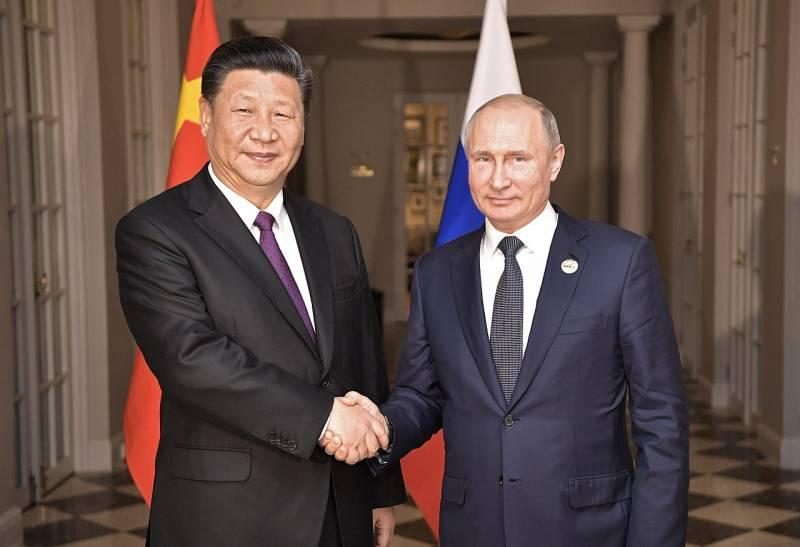 Поворот России на Восток неизбежен геополитика