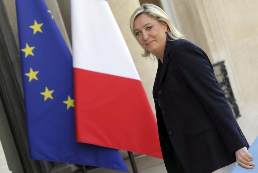 Марин Ле Пен призвала вернуться к нормальным отношениям с Россией