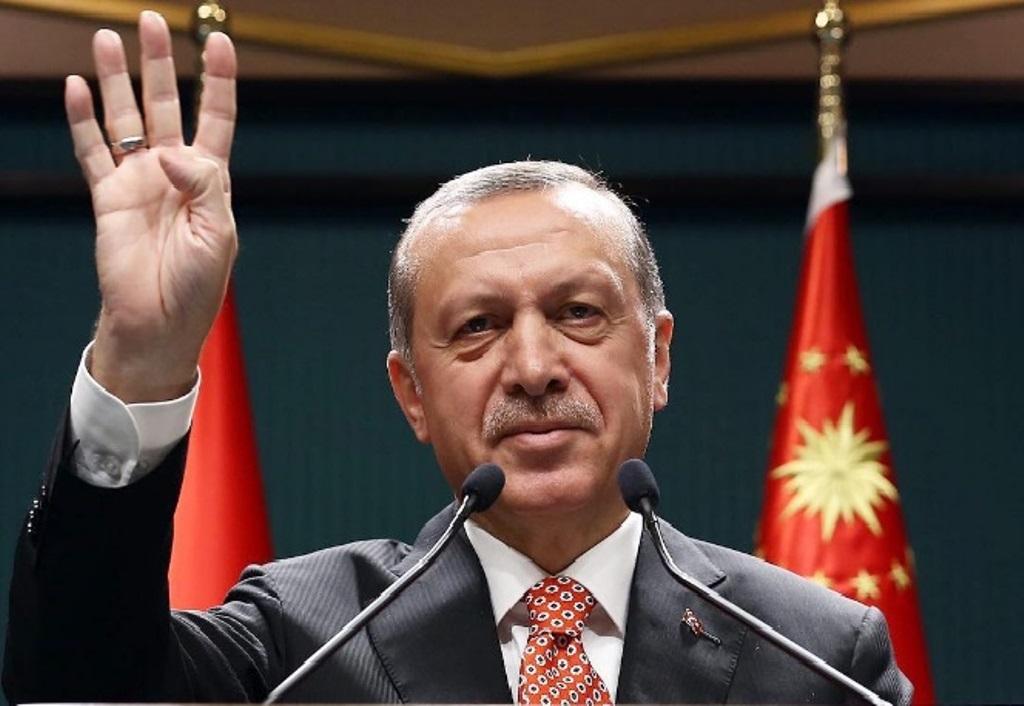 Подарочек Европе от Эрдогана…