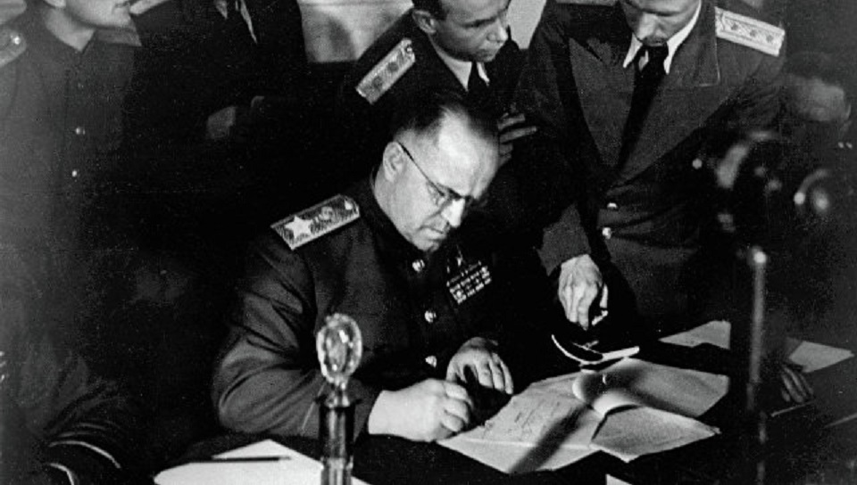 8 мая 1945 года Акт о безого…