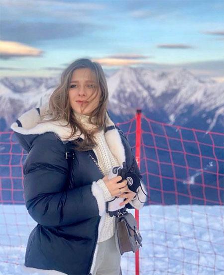 Лиза Арзамасова поделилась первым совместным снимком с Ильей Авербухом Звезды,Звездные пары