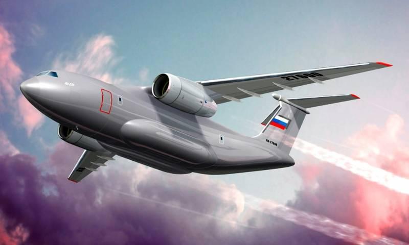 Выход Индии из проекта Ил-276 сыграло на руку России