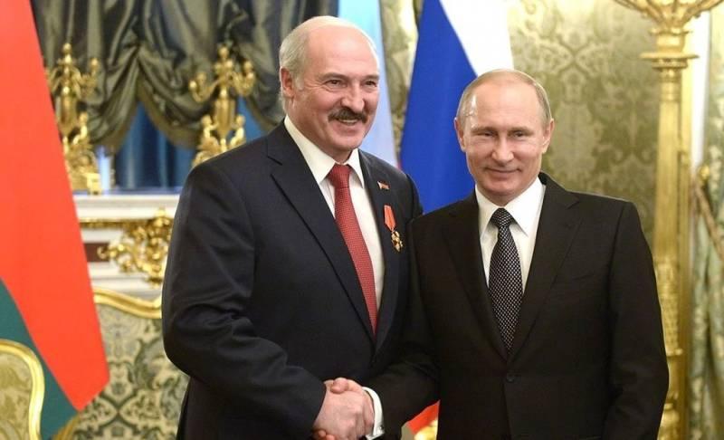 После разговора с Путиным Лукашенко заговорил о Союзном государстве и поехал в Генштаб Новости