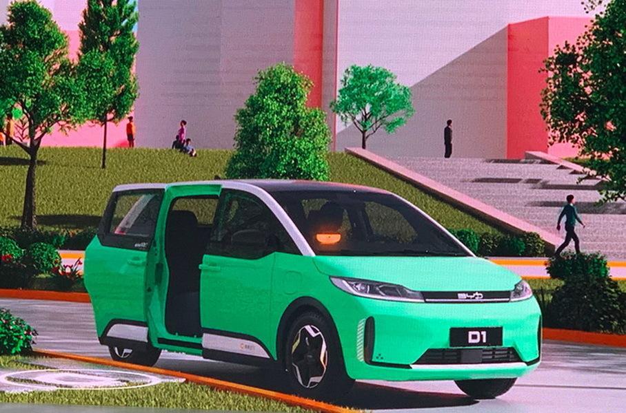 Китайцы выпустили идеальный автомобиль для таксистов миллиметров, пассажиров, сервис, система, агрегатор, такси, кресел, электромобиль, расчётом, одной, электродвигатель, постоянных, магнитах, расчётный, запас, Ёмкость, зарядке, километров, 136сильный, тяговой