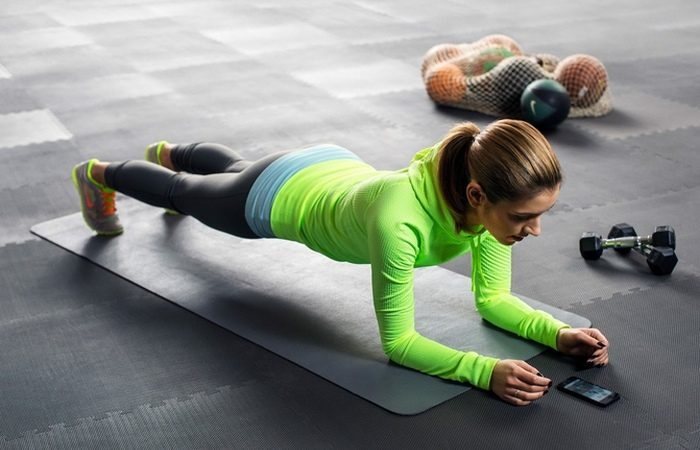 Что произойдет с телом, если делать» планку» каждый день