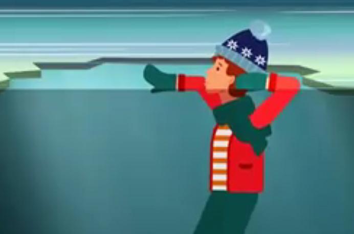Советы по выживанию: что делать, если вы провалились под лёд