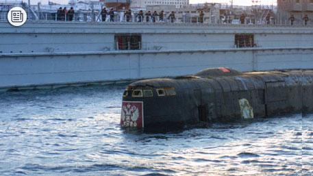 Она утонула, и мы утонули с ней Курск,общество,подлодка,политика,Путин,россияне