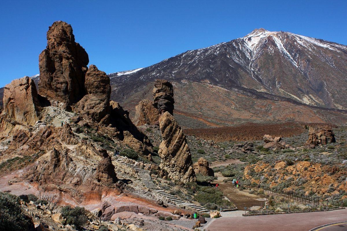 Вулкан Тейде – гордость Испании