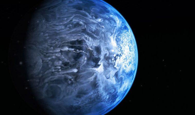 Космический телескоп Хаббла выявил чужеродную планету