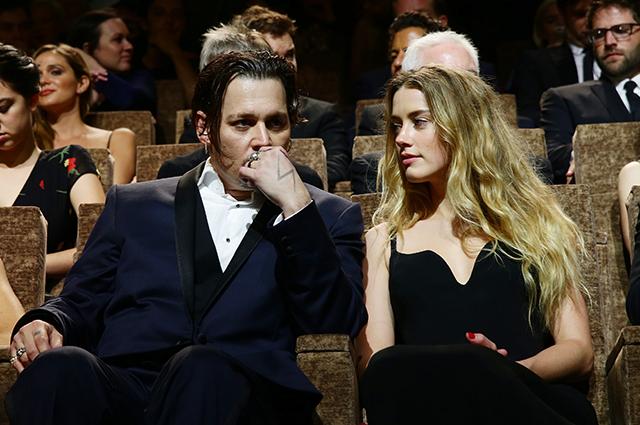 Джонни Депп надеется выиграть в суде из-за присвоенных Эмбер Херд денег на благотворительность Звездные пары