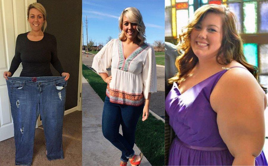 Толстая женщина как похудеть