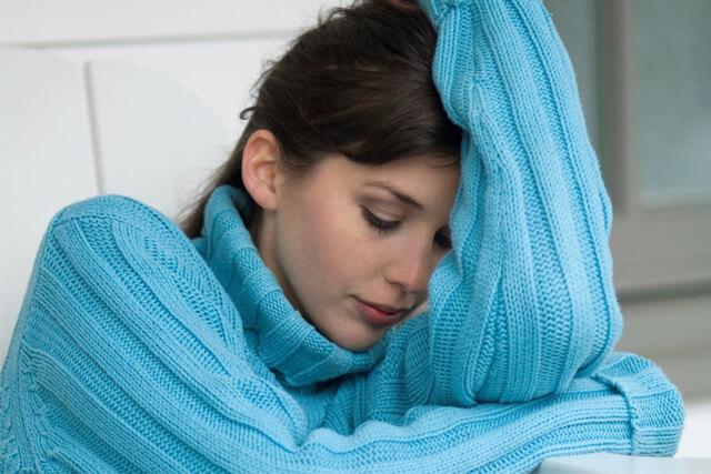 духовные причины депрессии: ухудшение здоровья