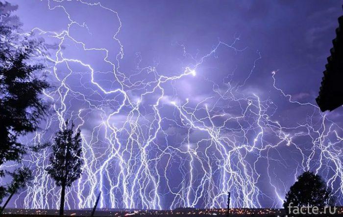 Шаровая молния – загадка, которая до сих пор не раскрыта загадки,природа,природные явления,шаровая молния