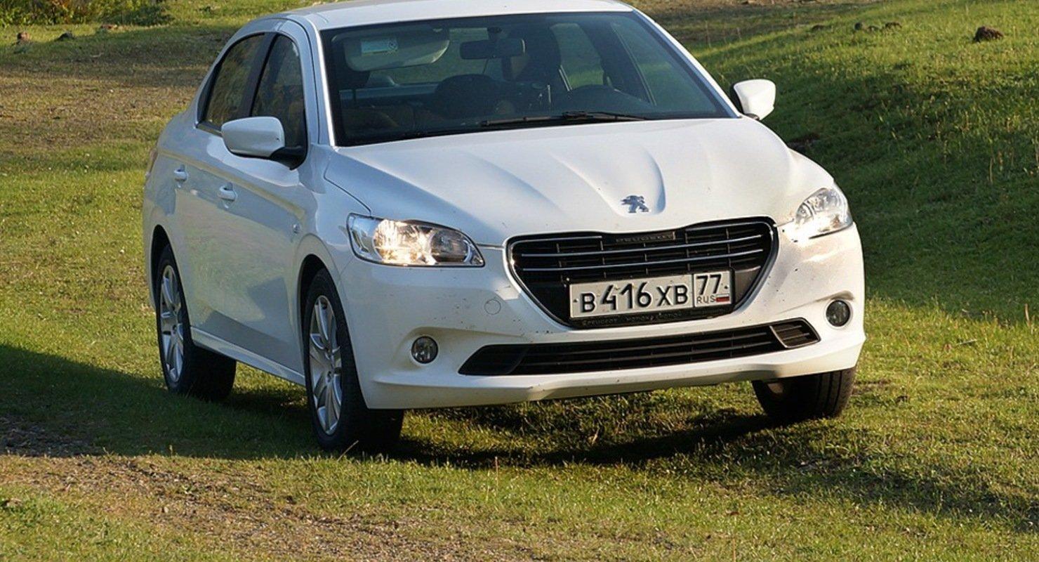 Peugeot 301 - Достойный игрок на рынке бюджетных седанов Автомобили