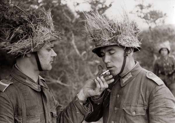 Диверсионные службы Третьего рейха против СССР на Кавказе