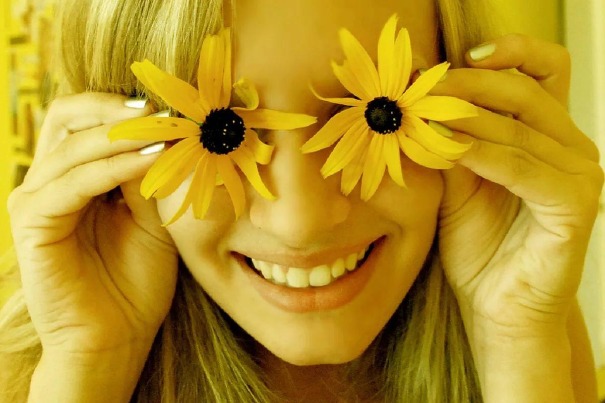 Картинки солнечного настроения и улыбок, картинки красивые розочки