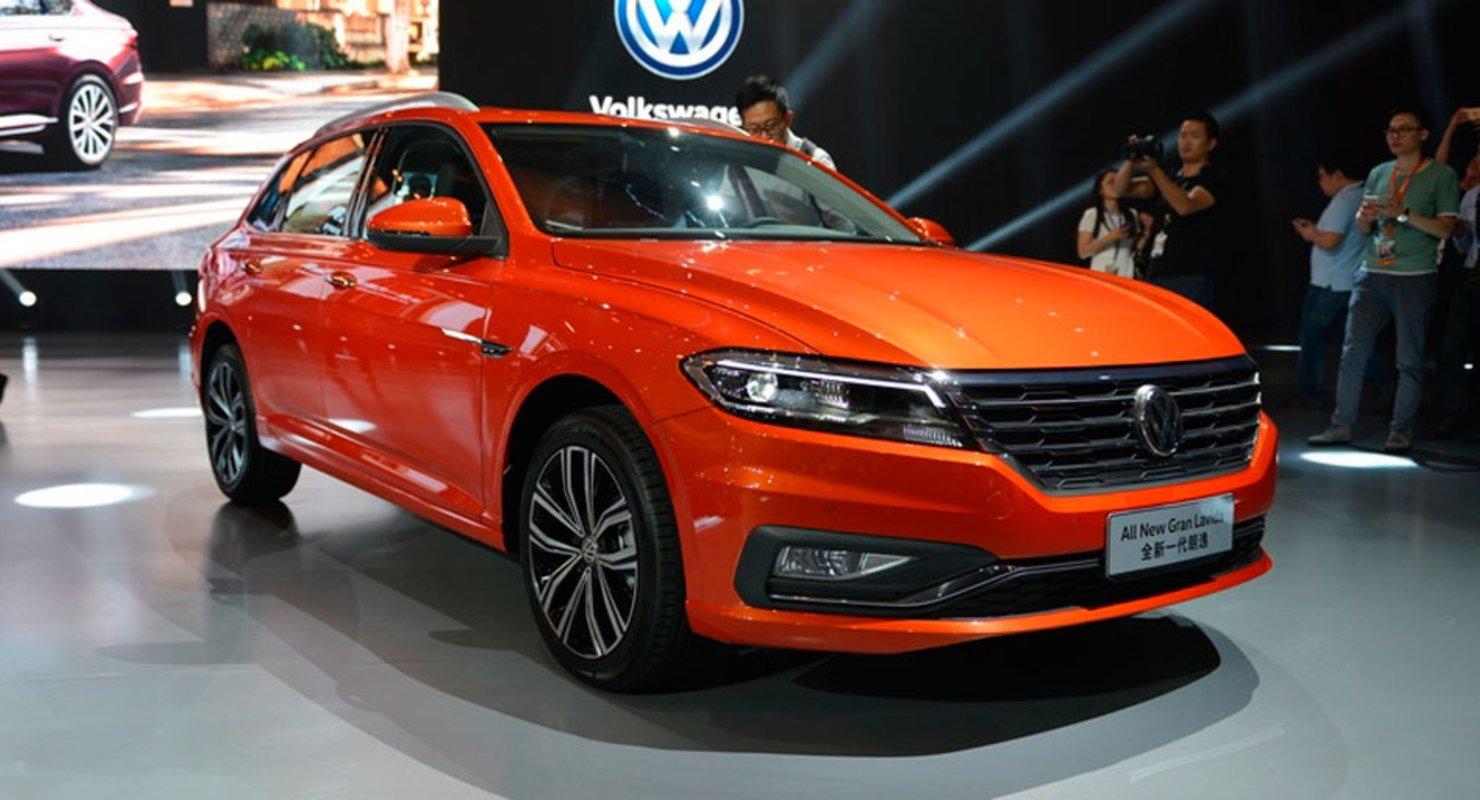Минпром КНР показал рестайлинг седана Volkswagen Passat для Китая Автомобили