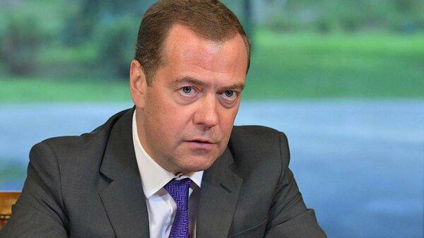 Известия Медведев