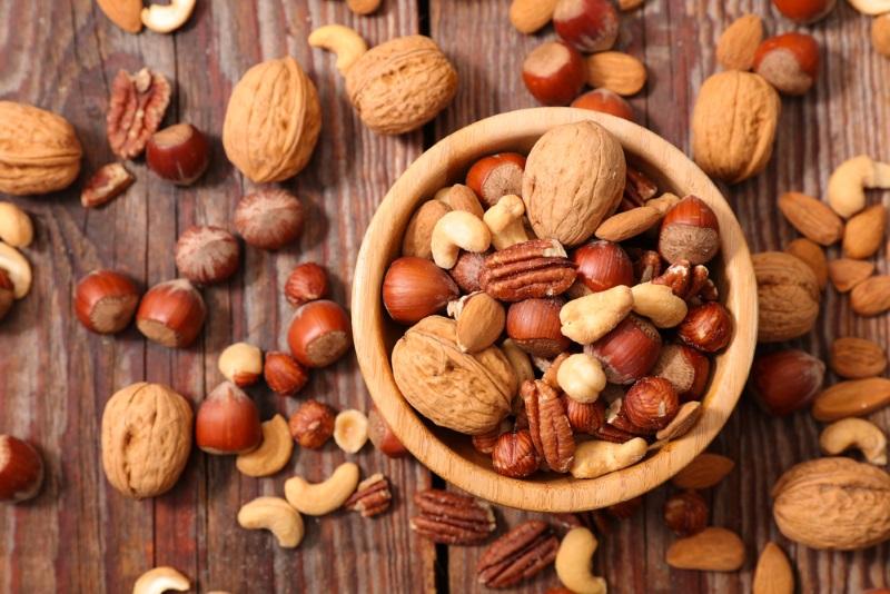 Орехи - не только питательный перекус, но и профилактика серьезных заболеваний!