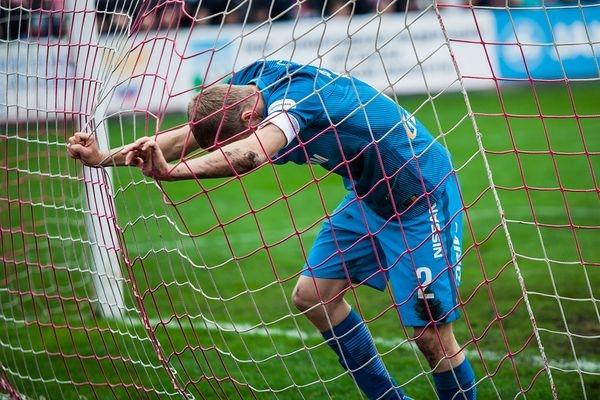 «Зенит» проиграл вматче 1/8 финала Лиги Европы УЕФА