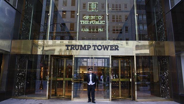 Компания Трампа обсуждала строительство в Москве Trump Tower